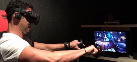 VR游戏制作前提:能够俘获大众好玩的心