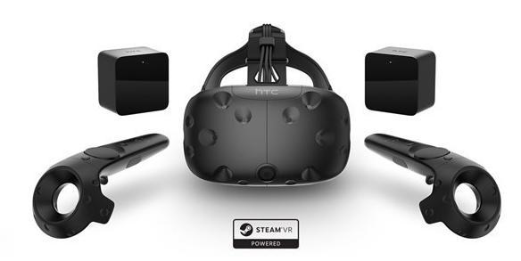 Valve:HTC Vive首发游戏多达50款,我们不搞独占游戏 !
