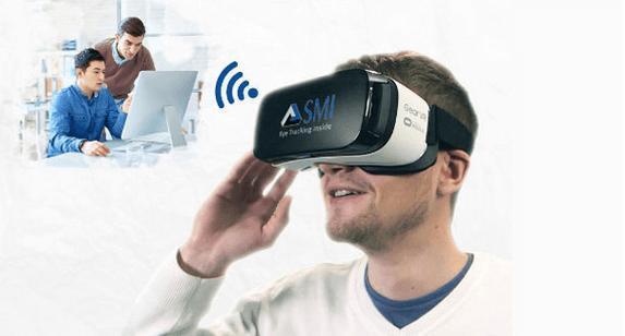 SMI 发布基于 Gear VR 的眼动追踪套装,移动端 VR 引入注视点追踪技术