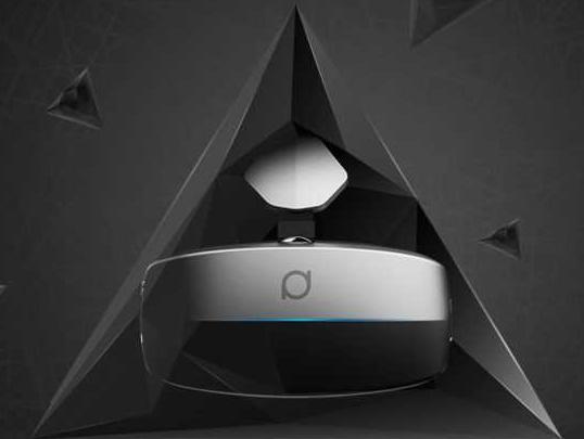 大朋VR推一体机:售2999元,首发百款游戏