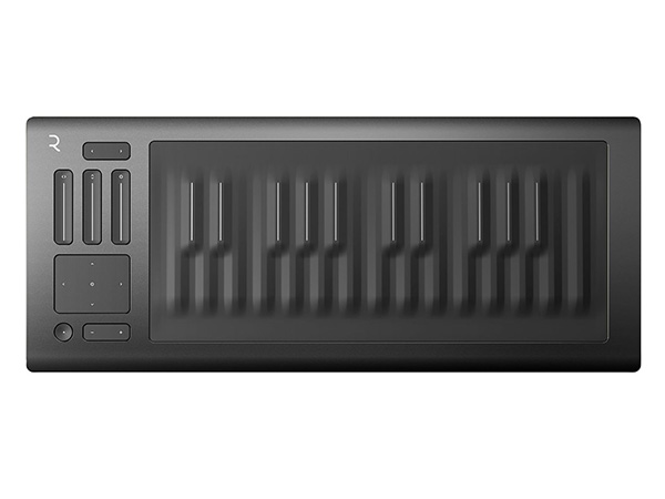 Seaboard RISE 三维 MIDI 控制器键盘