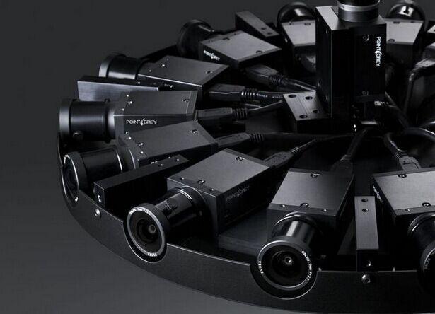 惊喜,Facebook推出360度摄像设备并开源