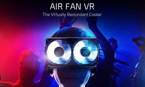 台湾厂商推出VR眼镜专用散热器