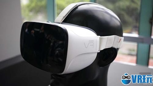华为VR头盔上手体验:只是试验品?