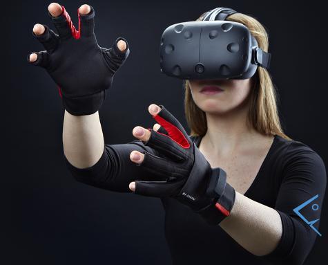 Manus VR手套:经过你的手进入VR游戏