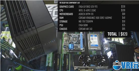 DIY一台5300元的VR主机 NVIDIA官方支招儿视频