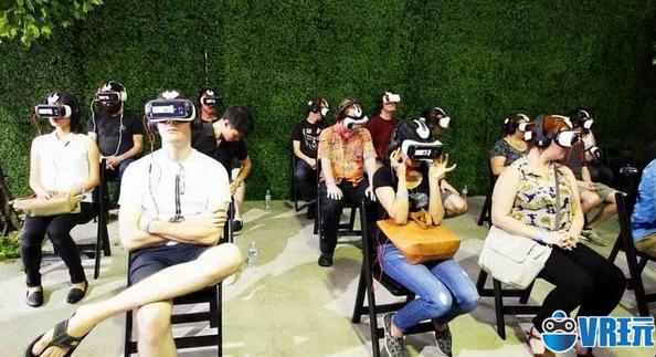 对 VR电影的探索,他们已经做到了这种程度