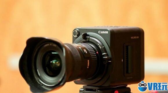 佳能推出专业级影像产品阵容,支持VR拍摄