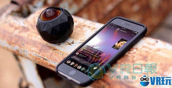 单镜头4K运动相机360Fly开始零售