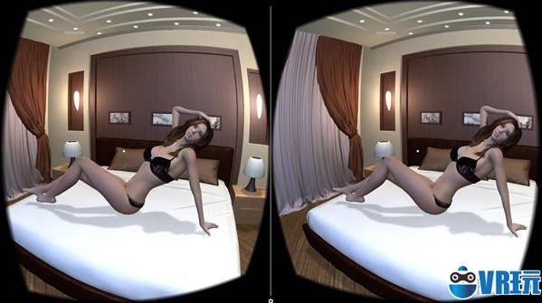 VR手机盒如何观看百度,360网盘里资源方法教程