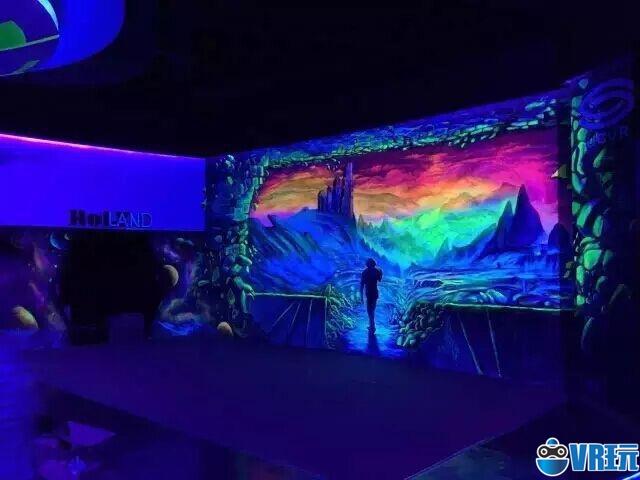 VR体验馆空间定位系统到底选哪种?