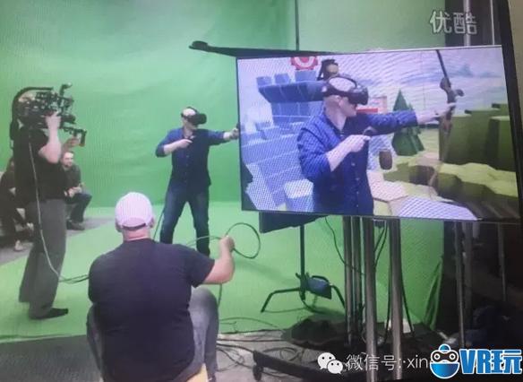 如何低成本打造 HTC Vive 虚拟演播室,直播MR视频?
