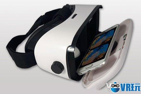 售价0元的Tek Gear VR头显等你来抢