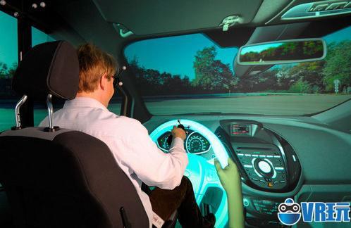 VR技术能应用于汽车产业哪些环节