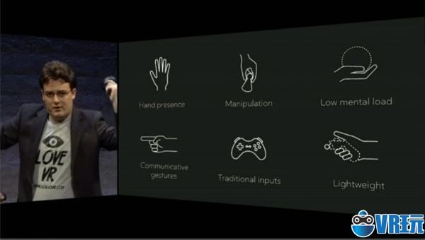 Oculus第一次公布输入设备 你给Touch打几分?