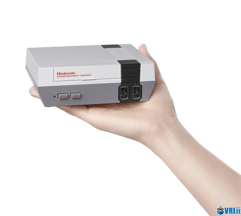 任天堂FC主机最新版NES即将发卖