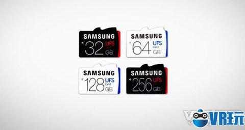 三星发布新的UFS卡 比一般的microSD卡快5倍