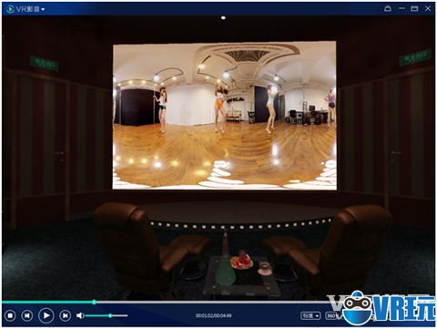 奇境VR影音播放器观看本地视频教程