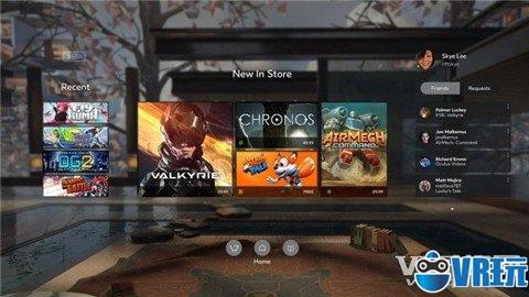 教你用Oculus Rift玩转SteamVR下载VR游戏