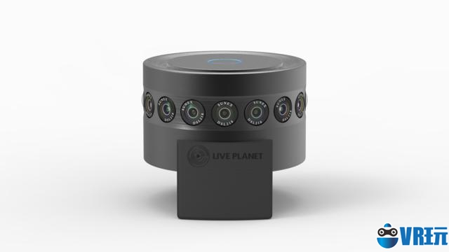 全景相机 Live Planet 问世 搭载 16 枚镜头约 6.7 万元