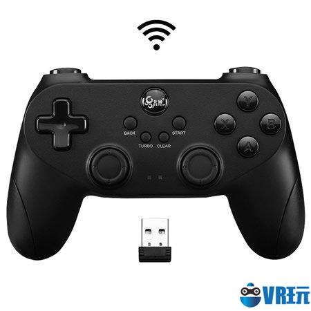 多模式多设备支持,北通蝙蝠D2蓝牙/WiFi无线游戏手柄94元