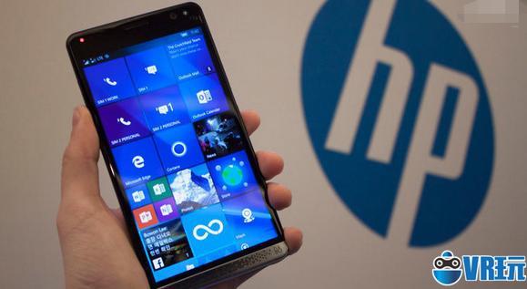 惠普Elite x3智能手机将添加 AR功能