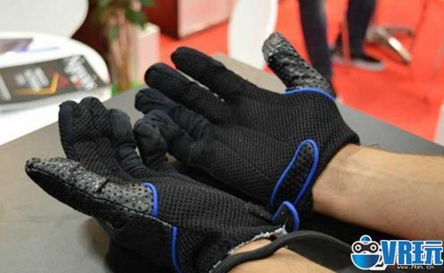 VR手套让你感受火与冰,唯一的缺点是价格坑爹