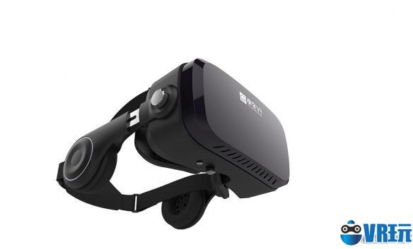 小宅X2 VR一体机今日正式发布!搭载夏普5.5寸 2K屏