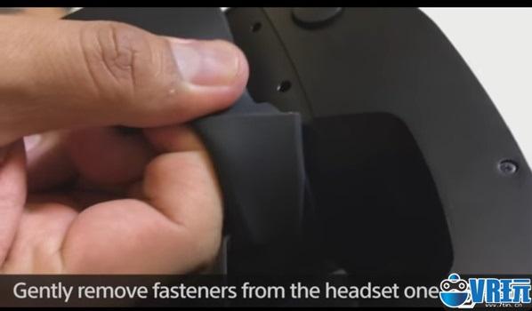VR头盔污了?看专业人士教你如何清洁PSVR