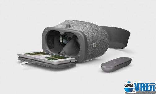 谷歌Daydream View VR头盔将在11月10日上市