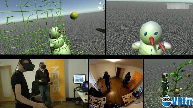 首款 VR专用引擎 Neos 开放测试 ,让开发工作更简单