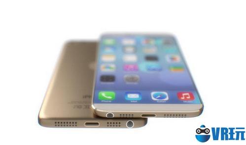 iPhone8或推5寸及5.8寸双版本,后者采用OLED屏幕