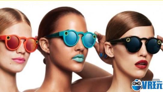 网友曝Snapchat眼镜新特色:真的隐藏了AR功能?