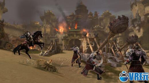 盟云移软4K视频《游戏战场》AR数字版权发布
