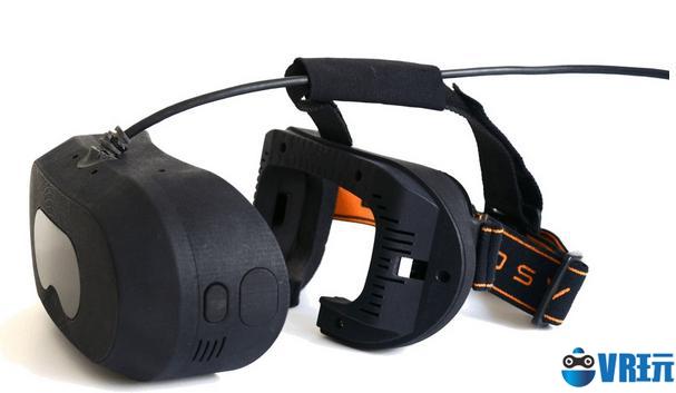 Sensics针对公众场所推出专用VR头显