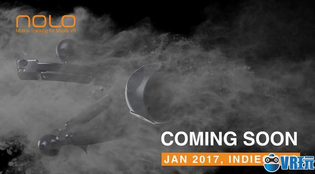 移动VR交互设备 NOLO 将登陆 IndieGoGo 众筹