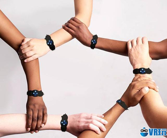2017 CES上将展出手势控制腕带
