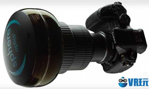 推荐一款拍摄高质量360度全景图的镜头