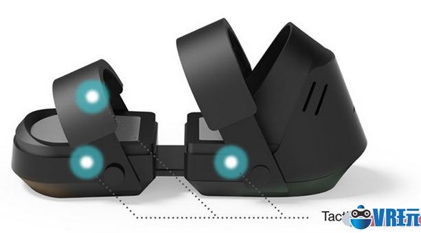 日本推出售价1000美元的VR凉鞋