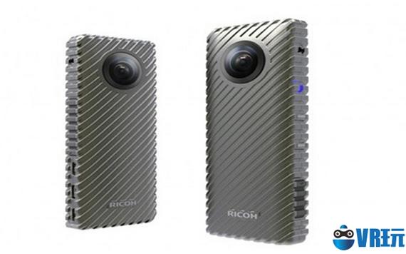 理光发布VR相机 支持24小时360度视频直播