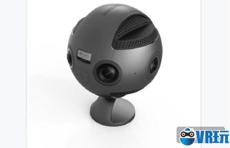 Insta360发布8K VR相机Pro,价格3000美元