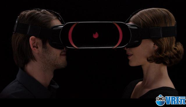 Tinder发布约会VR头盔:暴虐单身狗