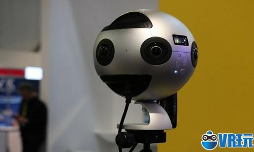 全景360拍摄相机Insta360 Pro全新升级