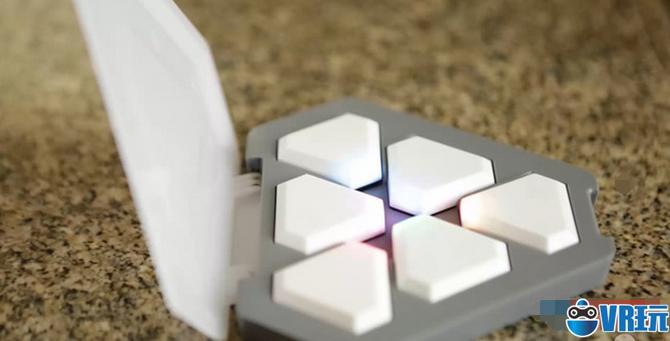售价379美元 3D运动追踪系统Notch上市发售