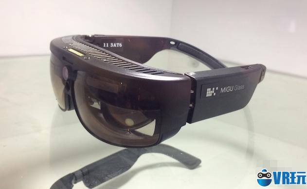 咪咕瞄准企业市场和个人娱乐联合ODG推两款MR眼镜新品