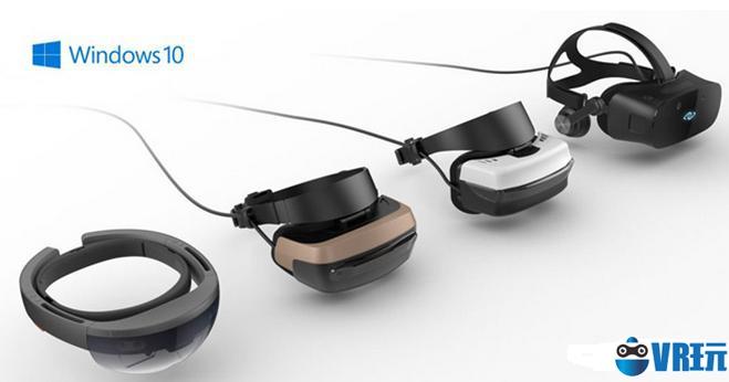 微软将在3月份开始提供Win 10 VR头显开发者版