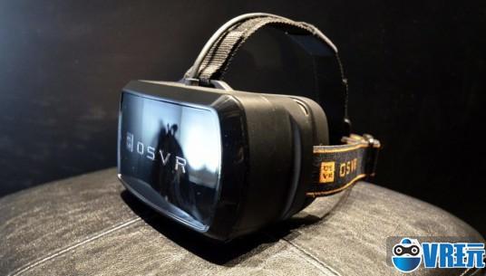 紧随Oculus和三星?雷蛇OSVR头盔打八折卖2200元