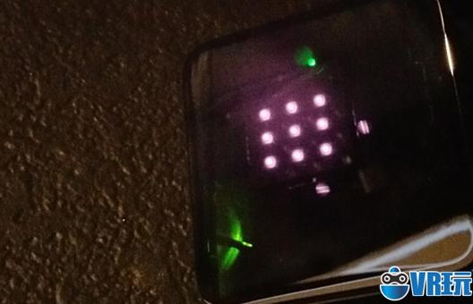 新版HTC Vive定位器只有11个LED灯