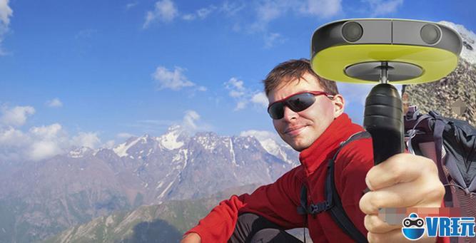 便携360度相机Vuze正式上市发售