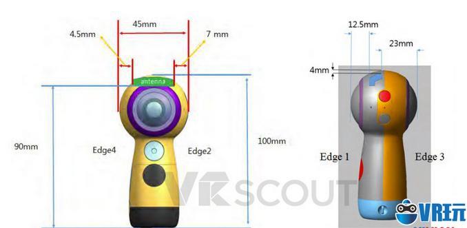 第二代三星Gear 360相机或即将上市